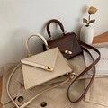 Винтажные женские сумки через плечо из кожи аллигатора, дизайнерские сумки, роскошная сумка через плечо из искусственной кожи крокодила, ши...