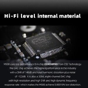 Image 3 - SMSL M500 MQA dac مضخم ضوت سماعات الأذن ES9038 برو فك الصوت USB DAC XMOS XU216 DSD512 32Bit/768 Khz USB/OPT/اقناع الإدخال