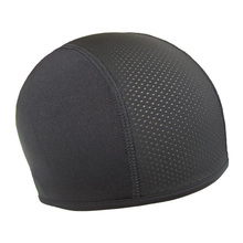 Unisex Quick Dry Helmet Motorcycle Cycling Cap Bike Riding Bicycle Windproof Elastic Hat Sports Soft Skating