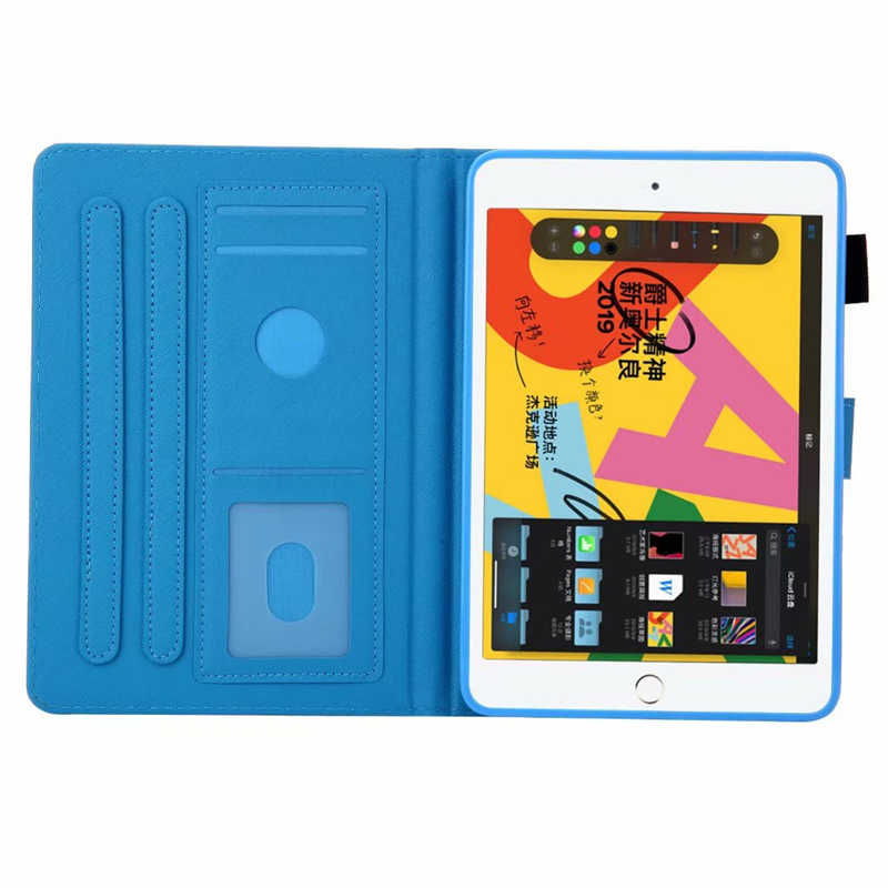 Чехол с подставкой для iPad Mini 4 Mini 3 Mini 2 Retina