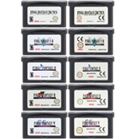 32 Bit Video Spiel Patrone Konsole Karte für Nintendo GBA Schluss Fantas Serie EU/UNS Edition
