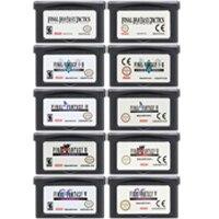 Cartucho de 32 bits para consola Nintendo GBA, Cartucho para consola Final Fantas, edición EU/US