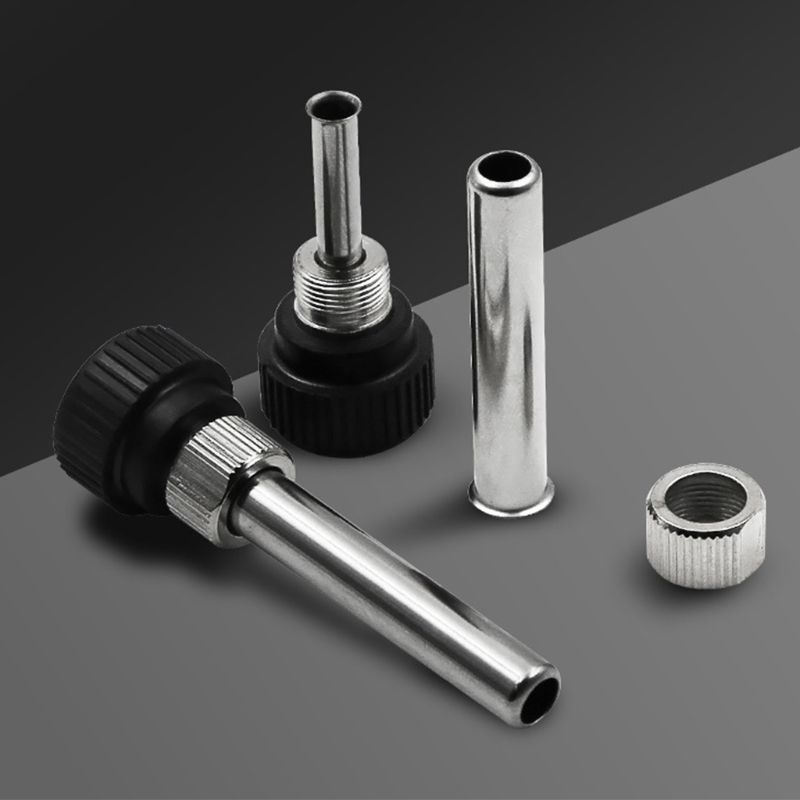 Soldering Station Iron Handle Adapter Accessories For 936 937 938 969 Head Cannula Tip Bushing