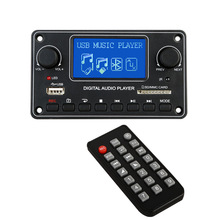 Mp3-Player-Decoder-Board Audio-Player Digital TDM157 Usb-Sd BT High-Quality