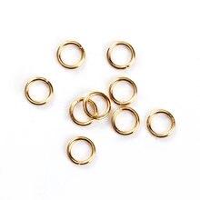 50 шт ювелирные изделия из нержавеющей стали ожерелье соединитель