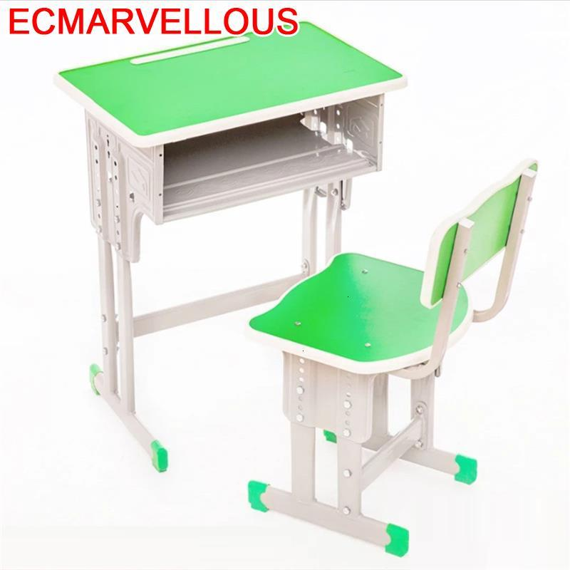 Bambini Cocuk Masasi Escritorio De Estudo Play Children And Chair Adjustable Mesa Infantil Bureau Enfant Kids Study Table