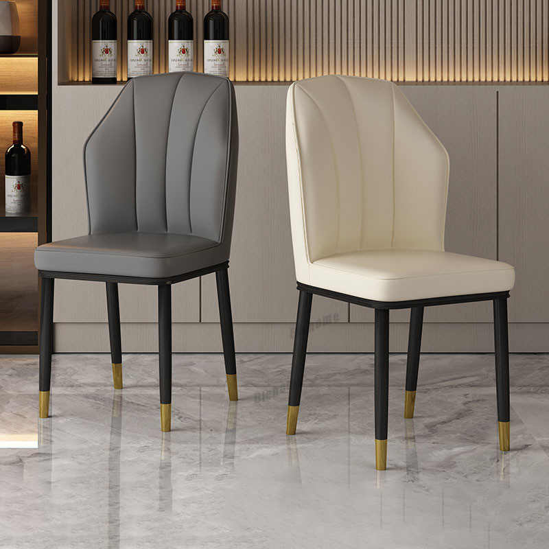 Nordic Dining Room Chairs Home Iron Kitchen Accessories Aliexpress