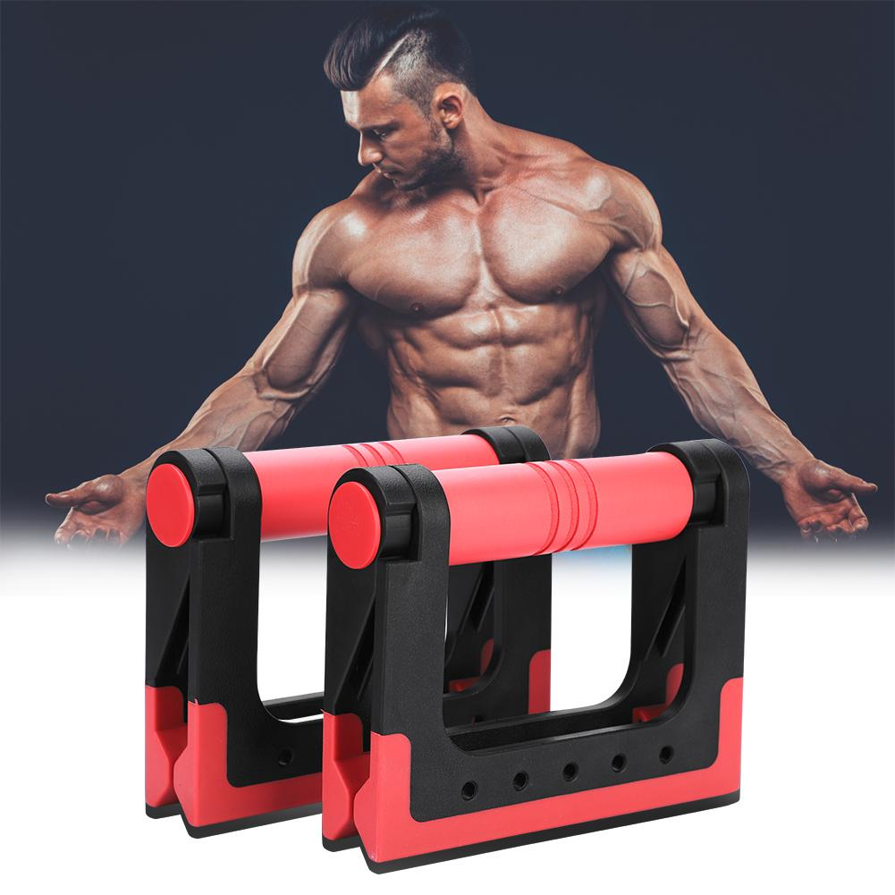 Push Up Bars For at Home Fitness 2