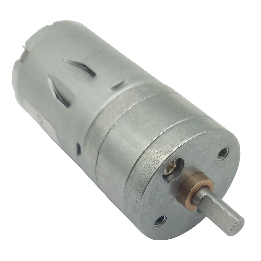 6V 12V 24V Micro DC Geared Motor Low Speed 12 To 1360RPM Adjustable Speed Reversed For DIY Toys Motor Micro Smart Device