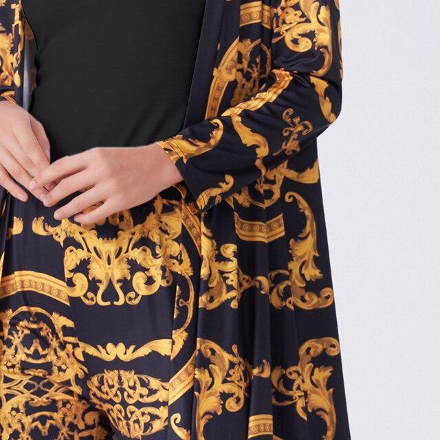 Женский винтажный  деловой костюм на лето 5