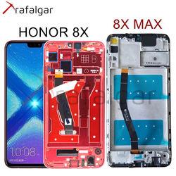 Affichage Trafalgar pour Huawei Honor 8X affichage LCD 8X écran tactile MAX pour Honor 8X affichage MAX avec cadre JSN-L22 JSN-L21