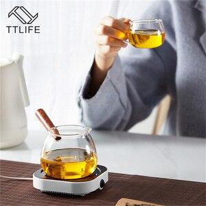 Image 2 - TTLIFE New USB Heater Constant Temperature Heating Coaster Electric Tea Machine Desktop Hot Milk Machine Baby Bottle Warm Milk