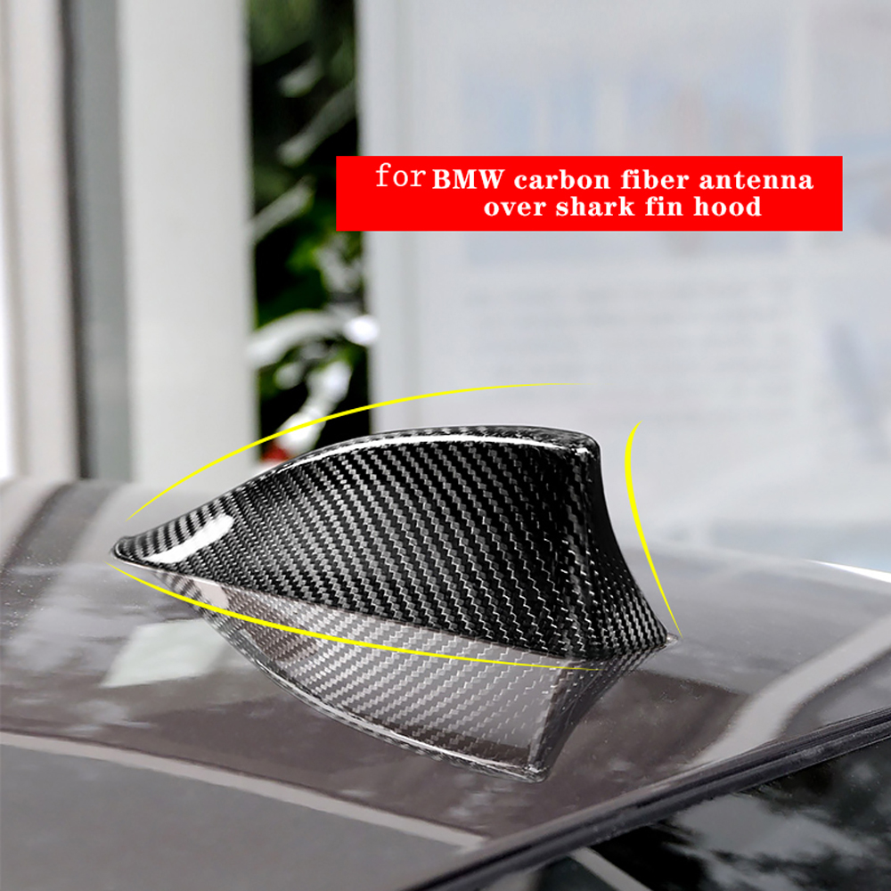 Grey Shark Fin Roof BMW-Style Dummy Antenna Aerials For BMW E60