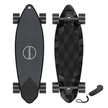 Maxfind Skateboard Longboard Braking Skate Board Deck Four-Wheel Drive Bluetooth Remote Waterproof Electric Scooter Skateboard