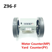 5 digits Z96-F Scroll/Rolling wheel counter Textile Machinery meter - counting Measuring length