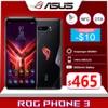"New Global Rom Asus ROG 3 5G Gaming Phone 6.59"" Snapdragon865/865 Plus 6000mAh 144HZ FHD+ AMOLED NFC ROG Phone 3 ROG3 Smartphone 1"