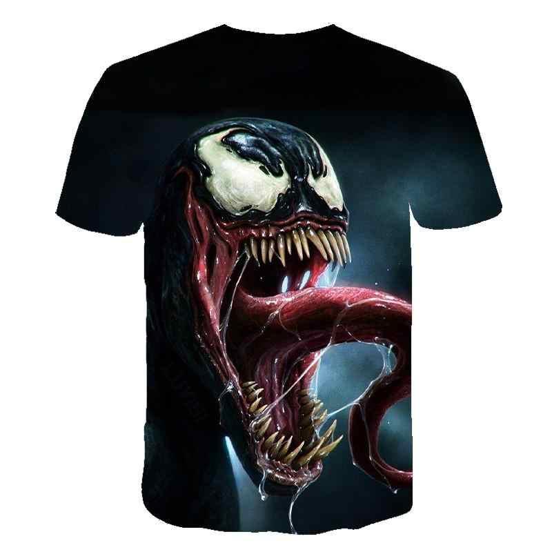 זרוק משלוח t חולצה גברים החדש ארס מארוול חולצה 3D מודפס חולצות גברים נשים מקרית חולצה כושר T חולצה Tees חולצות