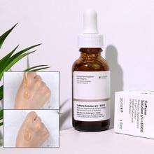 Sérum pour les yeux à la caféine 5% + EGCG, Solution originale, élimination des poches, cernes, éclaircissement, Essence de lignes fines, soins pour la peau