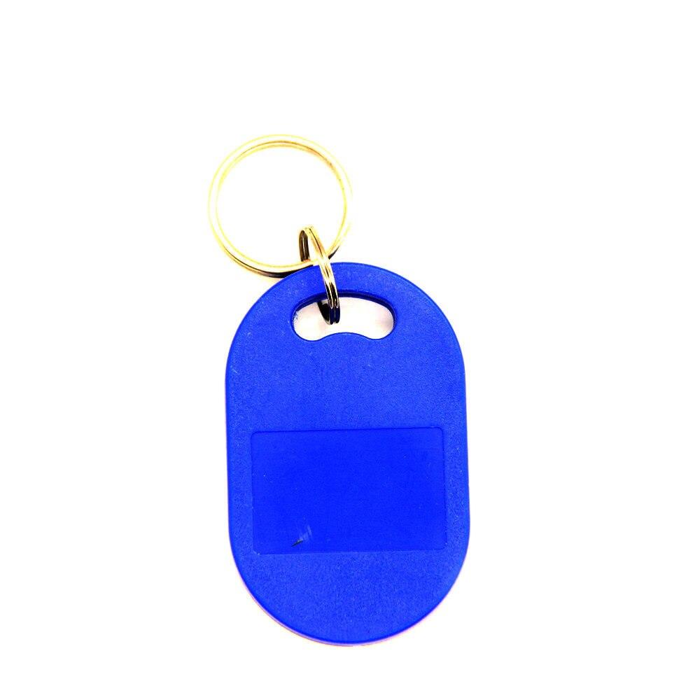 NEW 13.56MHz RFID Proximity IC Token Tag Key Keyfobs Access System