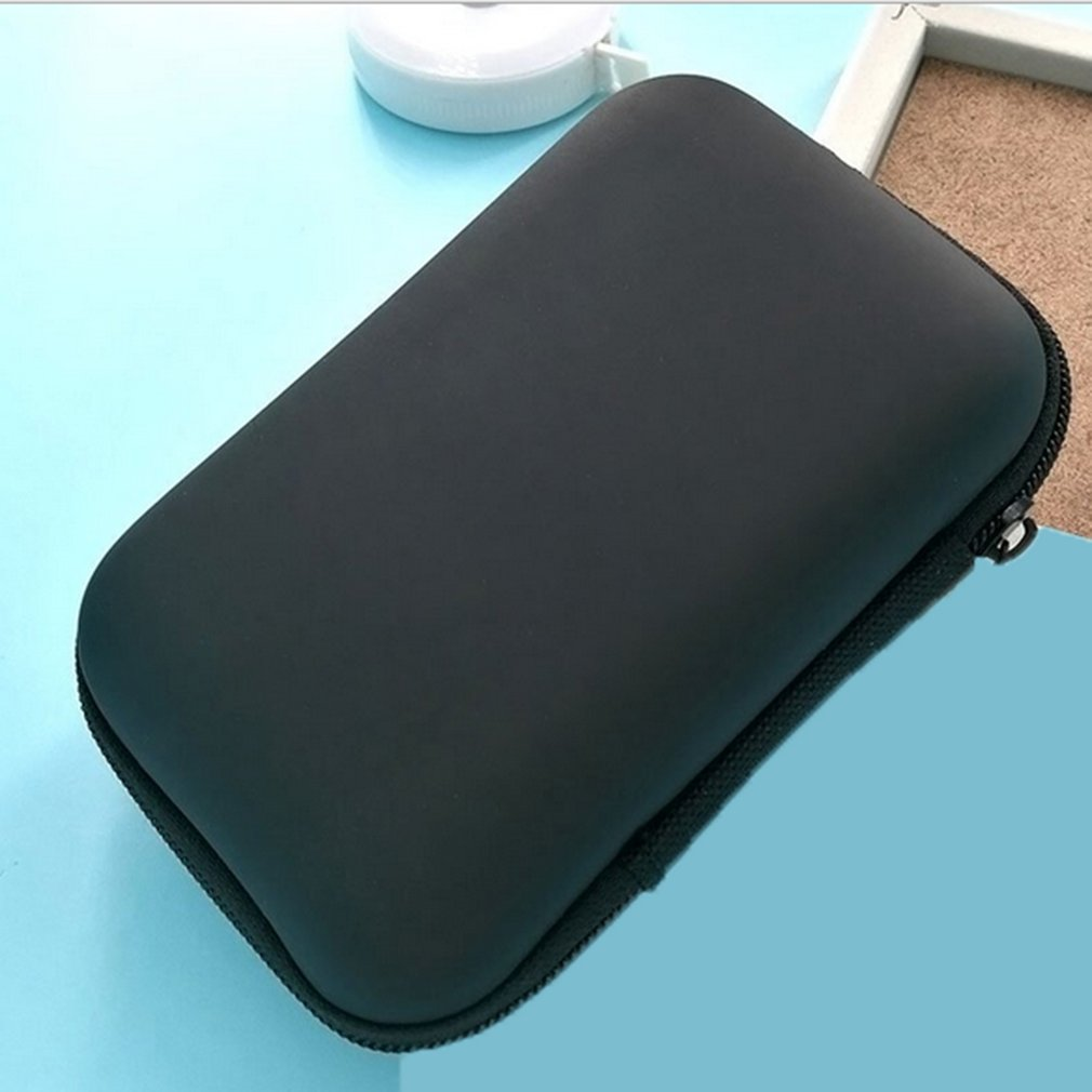 2.5 Inch External USB Hard Drive Disk HDD Carry Case Cover Pouch Bag Mobile Disk Box Case For PC