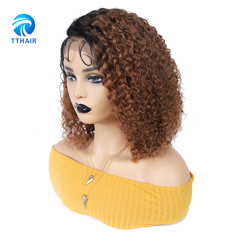 Peruca 'lace front'