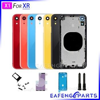 جديد XR الخلفية الإسكان حقيبة لهاتف أي فون XR 6.1