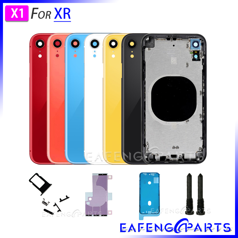 New XR Rear Housing Case For IPhone XR 6.1