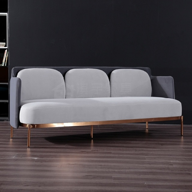 U-BEST Contemporary Lounge Couch - 3 Seater Sofa 1