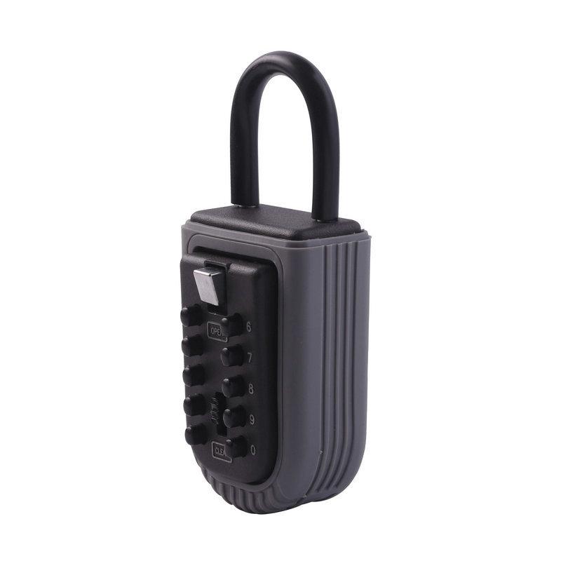 Password keybox lock 2