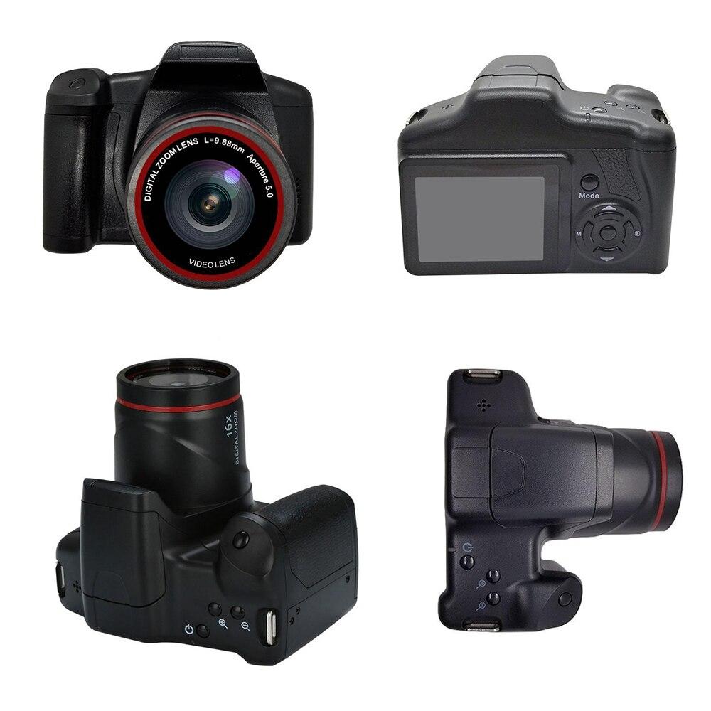 1080P HD видеокамера 16X цифровой зум ручной профессиональный анти-встряхивание видеокамеры с 2,4