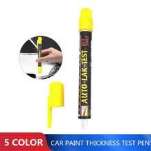 Probador de espesor de pintura de coche, medidor de prueba de choque, medidor de pintura con escala de punta magnética, Auto Lak BIT 3003
