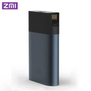 Image 1 - Ban Đầu ZMI Router Wifi 4G 10000 MAh Power Bank 3G Hotspot Di Động 4G LTE 10000 MAh QC 2.0 Sạc Nhanh Pin Dự Phòng Powerbank