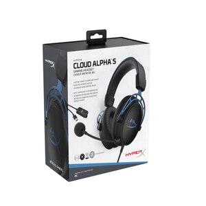 Image 5 - Kingston HyperX Nube Alpha S Cloud E sport Della Cuffia con un Microfono Auricolare per Cuffie Gaming PC