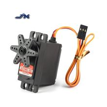 JX PDI-5521MG 4.8-6V 20KG High Precision Metal Gear Digital Standard Servo 180 Degree for RC Car Helicopter Boat Airplane(China)