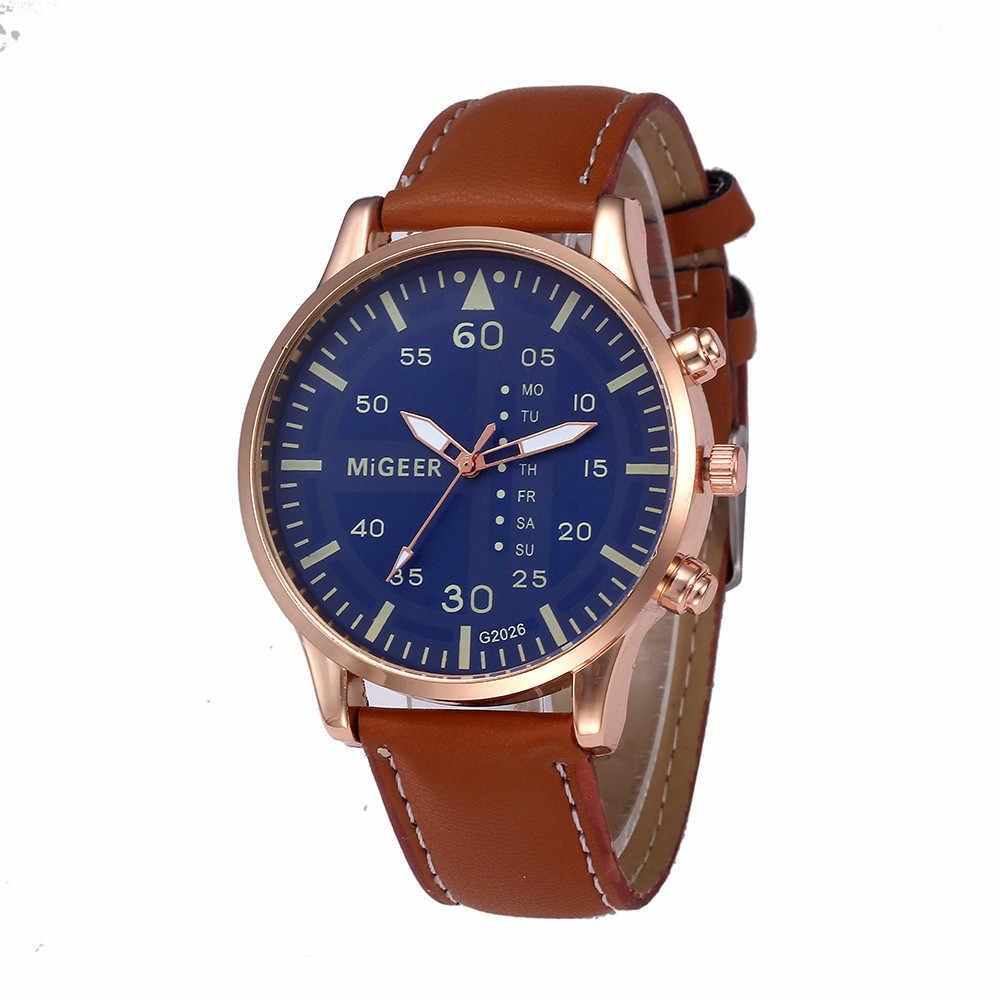 Men Watches luxury brand Stylish And Simple 2019 watch men Temperament Belt Watch watches mens relogio masculino Diamond Double