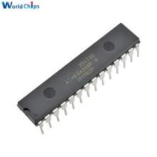 10Pcs/lot ATMEGA328P PU CHIP IC ATMEGA328 328P Microcontroller DIP 28 for Arduino
