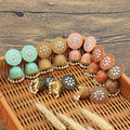 Мотаться колокольчики-серьги для женщин аксессуары индийский Большие Подвески, серьги в виде капель в винтажном стиле из Pierce; Необычный под...