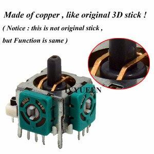 Image 2 - IVYUEEN 2 x 3d Analog Stick Sensor Potentiometers + 2 x Thumb Sticks Cap Cover for Microsoft Xbox 360 Controller Repair Parts