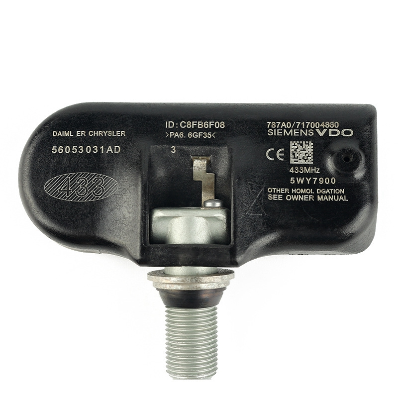 4X TIRE PRESSURE SENSOR TPMS OEM 56029527AA For Chrysler Dodge Journey 433 MHz