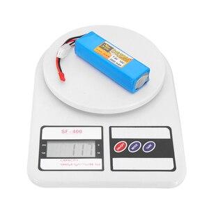 Image 5 - Zop Power 7.4V 2S 3000Mah 10C Lipo Batterij Oplaadbare Voor Frsky Taranis X9D Plus Zender Onderdelen afstandsbediening