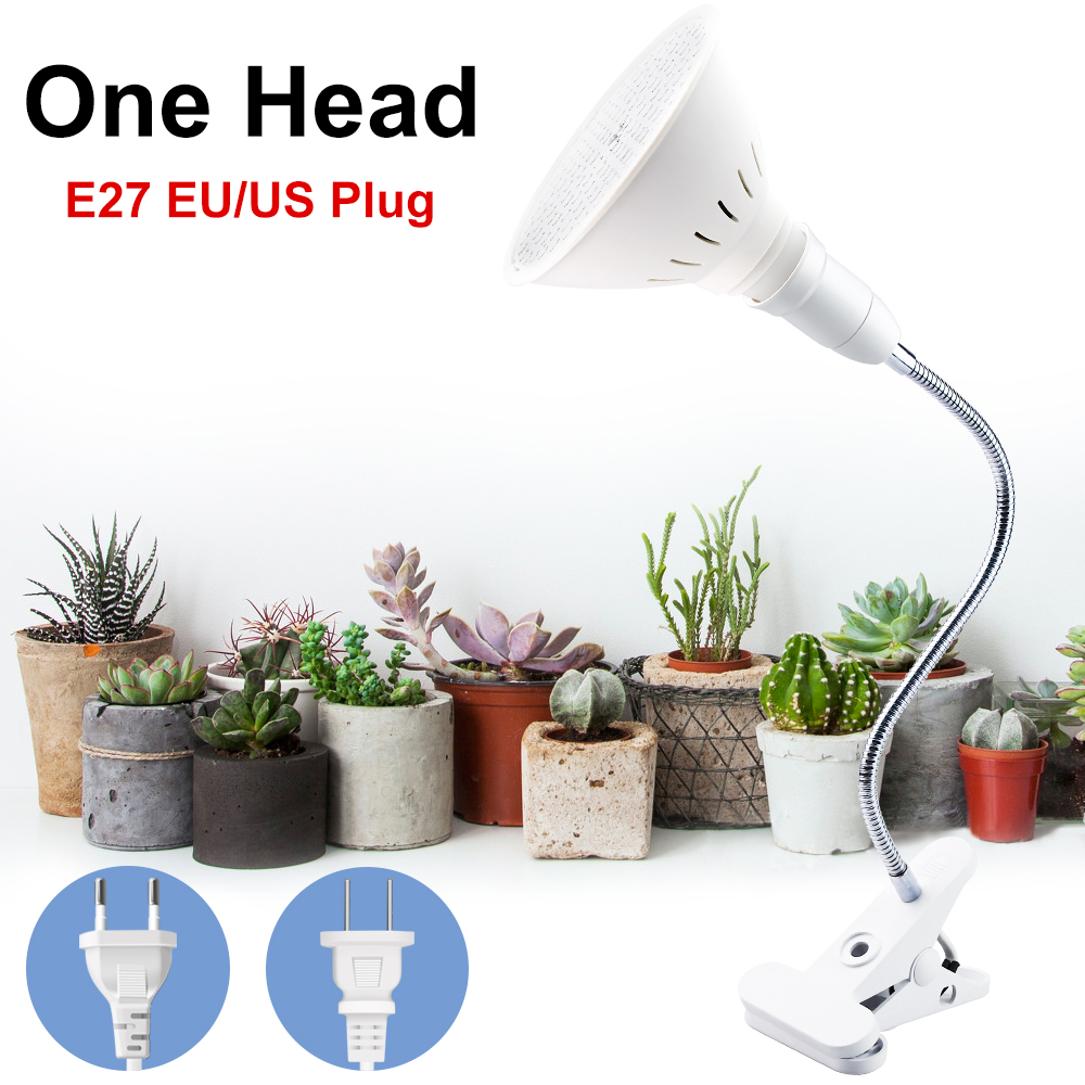 E27 Grow LED Light Indoor Growing Lamp Full Spectrum LED Plant Light Hydroponic LED Growth Bulb Greenhouse Phyto Lamp Fitolampy