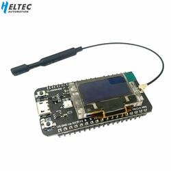 GPS-узел CubeCell ASR6502 LoRa, GPS-узел 6502 МГц/868-915 МГц/LoRaWAN, приложения для arduino с антенной