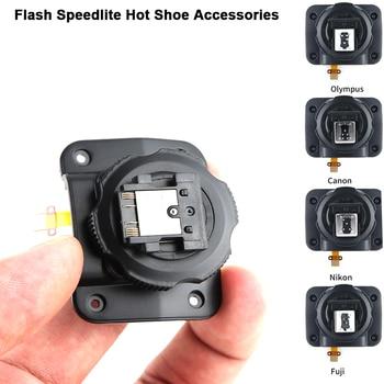 Godox TT685 stopka do montażu gorącej stopki do naprawy Godox TT685C TT685N TT685S TT685F seria TT685O Speedlite Flash Repai części