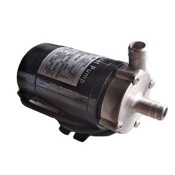 Magnetic Pump  acid and alkali resistant home brew beer brewing Aquarium filter water pump Stainless Steel mp10r