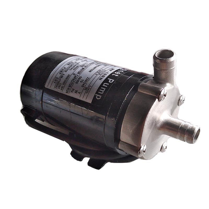 Acid And Alkali Resistant PlastMarine Water Treatment /Metal Industry Use Stainless Steel Magnetic Pump Acid Resistant MP-10R