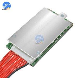 Image 2 - Placa de proteção de energia da bateria de lítio li ion 10s 36v 15a bms pcb pcm para ebike bicicleta elétrica evitar sobrecarregar