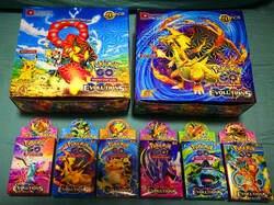 Новые 33 шт./компл. TAKARA TOMY ПЭТ Карты Покемон новейший Стиль в Покемон карточная игра игрушка детей карточная игра
