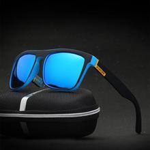 DUBERY Polarized Sunglasses Men's Driving Shades Male Sun Glasses For Men Retro Cheap 2019 Luxury Brand Designer Oculos