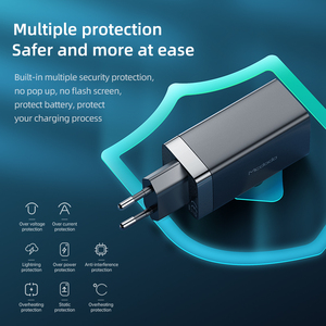 Image 5 - Mcdodo 65W GaN USB Charger Quick Charge 4.0 Type C PD Charger Portable mini Fast Charger For iPhone X Xiaomi Macbook Pro Laptop
