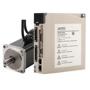 Image 2 - Rtelligent 2500 lead AC Servo Motor 100W 200W 400W 600W 750W 1000W  Permanent Magnet Matched Driver 3000RPM Encoder resolution